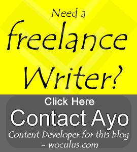 Hire Ayo to write for you